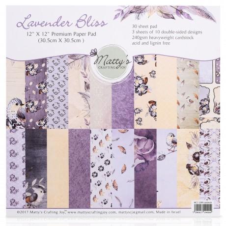 """מארז """"Lavender Bliss"""""""