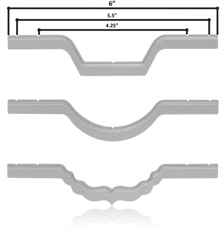 סקרפבוקינג, תבניות חיתוך, תבניות חיתוך בורדרים, חותכני נייר
