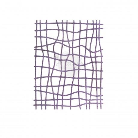תבנית חיתוך רשת לרקע